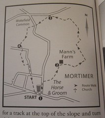 Walk 13: Mortimer from the Horse and Groom