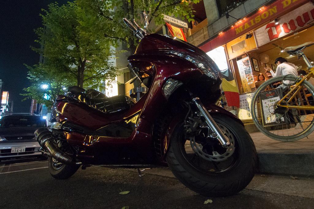 ビッグスクーター 2012/06/18 OMD80009