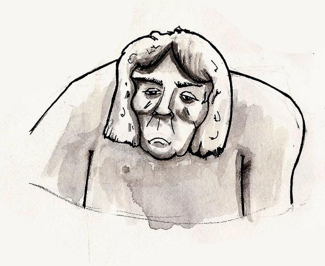 Sad Ogre