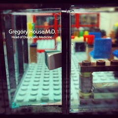 [H]ouse MD: Gregory House Office