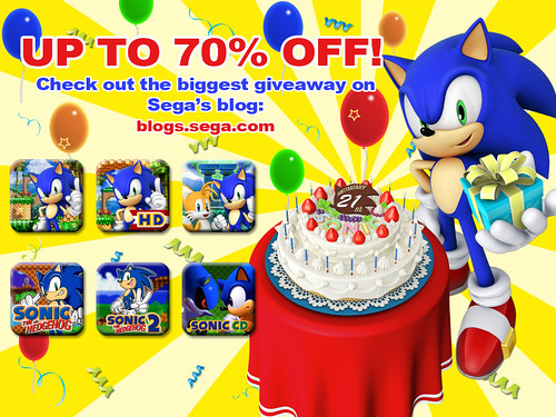 Sonic Mobile Sale