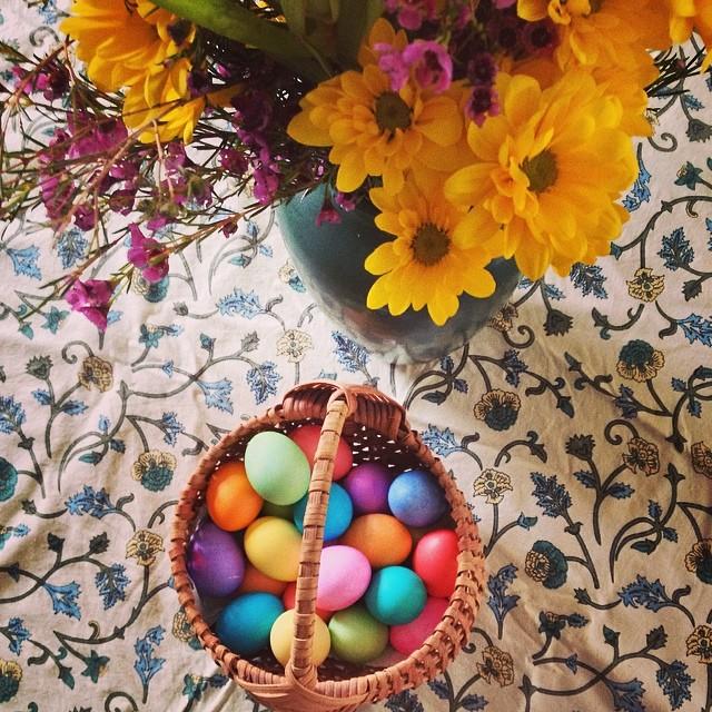 Blessed Easter! #secularpagan #vernalequinox #ostara