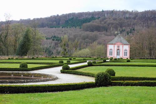 Weilerbach Castle Gardens
