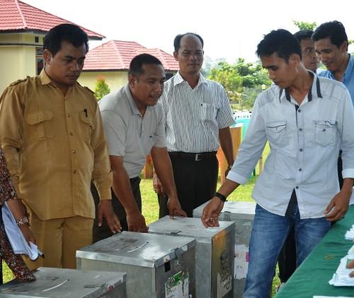 Komisi Negara Bentu Gugus Pengawasan Pemilu