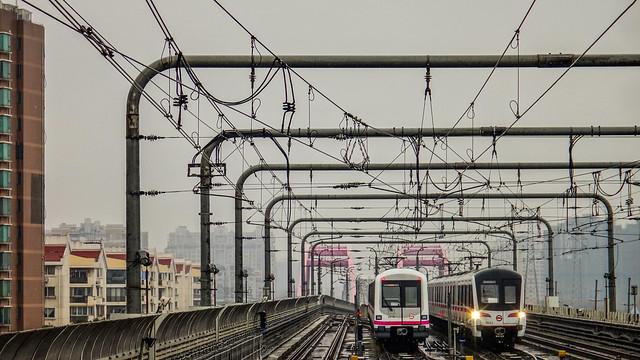 Shanghai Metro Line 6 Jufeng Rd Station