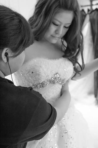 豐腴女孩也能挑到漂亮婚紗29