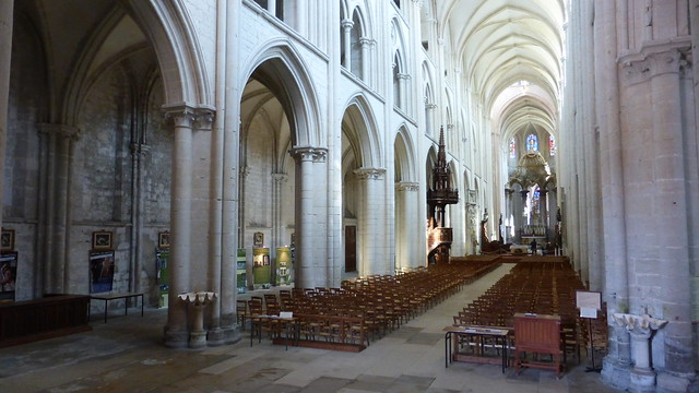 157 Abbaye de la Trinité de Fécamp