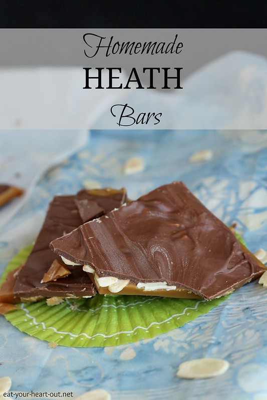 Homemade Heath Bars
