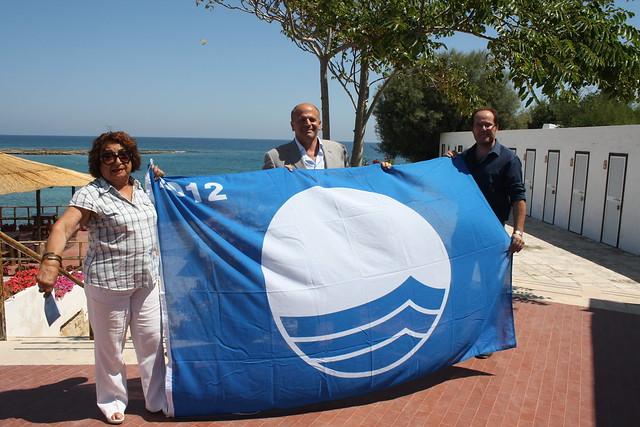 Vitto de cillis bandiera blu San Giovanni paolo l'abbate marialuisa calderaro