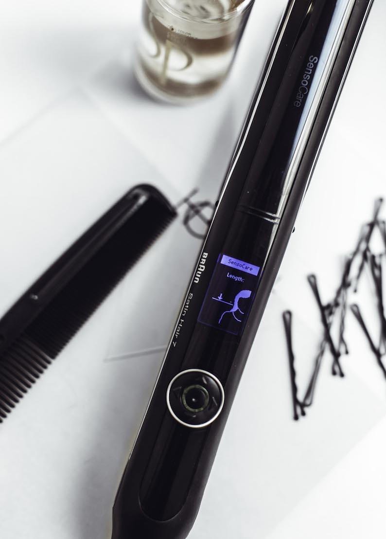 Braun Satin Hair 7 Senso Care Dryer HD 780