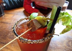 Another Smokepit Caesar at Dusty's