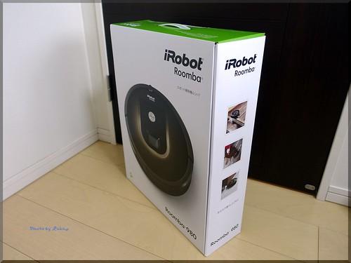 Photo:2016-02-21_T@ka.'s Life Log Book_2アイロボットモニター Roomba980開封の儀【モニター】_02 By:logtaka