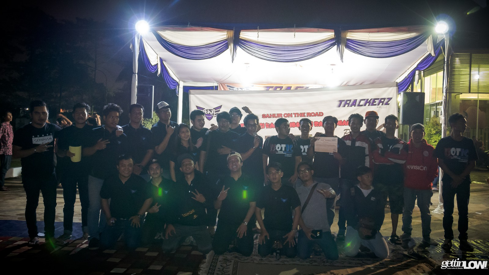 Trackerz Sahur On The Road