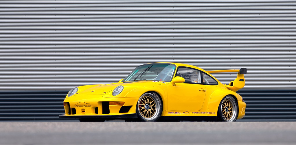 porsche 993 gt2 evo on track. Black Bedroom Furniture Sets. Home Design Ideas