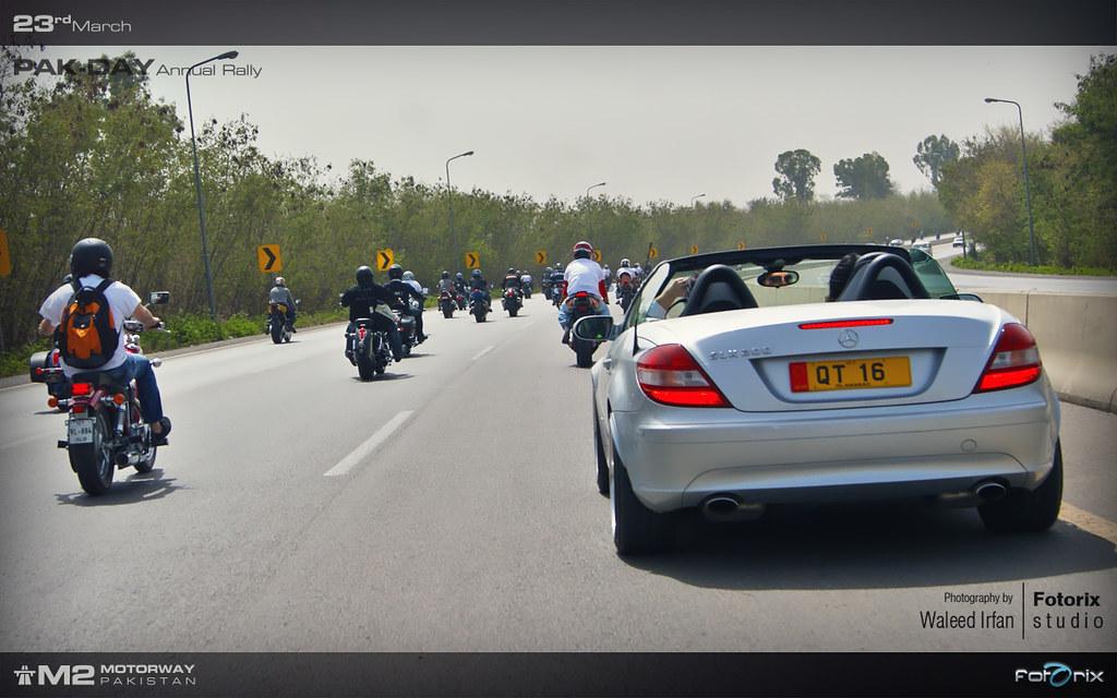 Fotorix Waleed - 23rd March 2012 BikerBoyz Gathering on M2 Motorway with Protocol - 6871294104 ee176d713f b