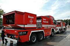 Werkfeuerwehr Bayer