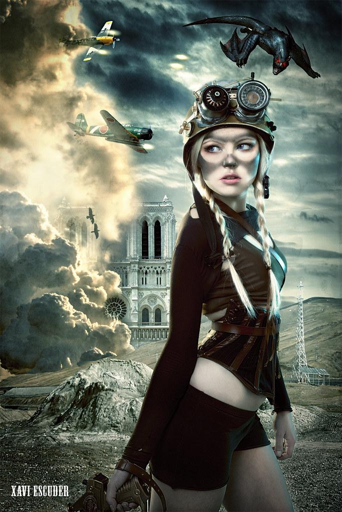 Steampunk-fantasy