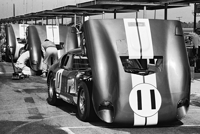 Daytona 1965 2000 Km - Shelby Cobra Daytona Coupes