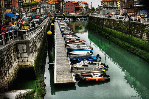 Puerto de Llanes - Asturias by chucafox-Alicia-