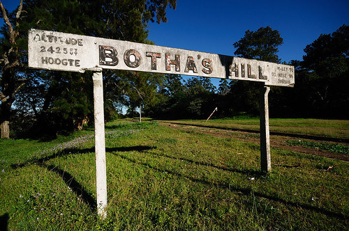 Bothas Hill Station