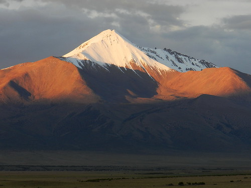 chile atardecer day cloudy bolivia andes altiplano regióndetarapacá mucomucone cerrolliscaya