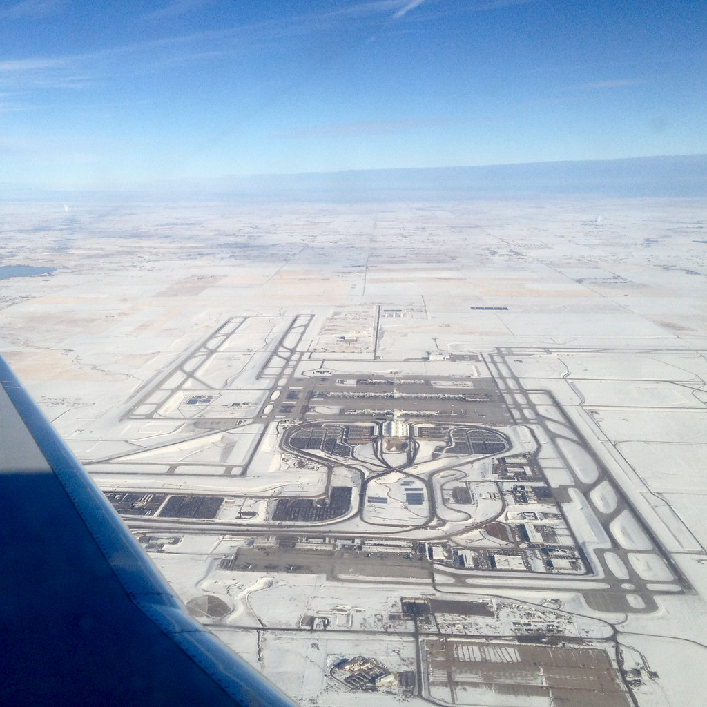 Denver Airport Den: Denver International Airport - Page 3 - SkyscraperCity