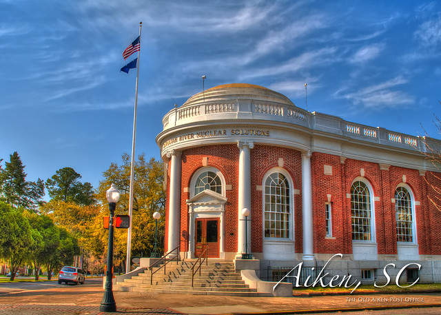 The Old Aiken Post Office