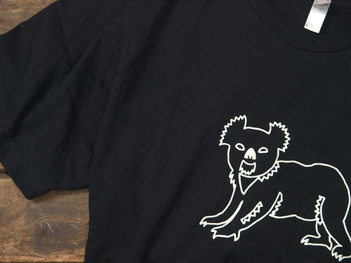 Sampling-Love / Koala t-shirt