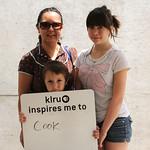 KLRU inspires me to ... cook