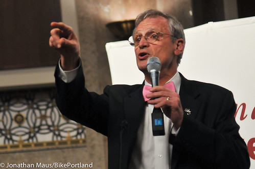 Blumenauer at reception-2