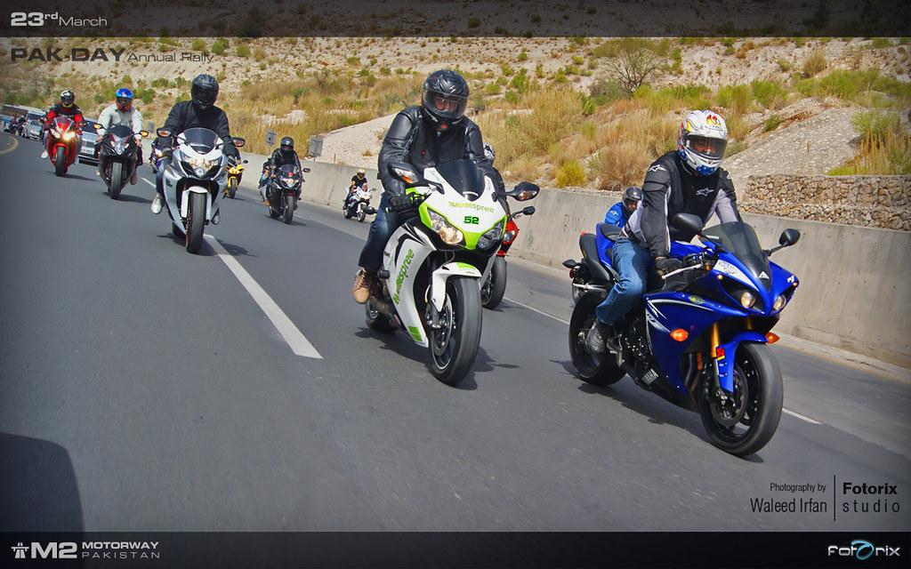 Fotorix Waleed - 23rd March 2012 BikerBoyz Gathering on M2 Motorway with Protocol - 7017447283 419b937e8d b