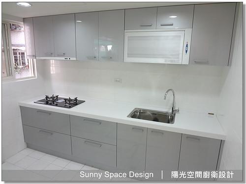 廚具設計-板橋民生路陳小姐-陽光空間廚衛設計022274215501
