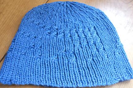 binaryhat by Paula knits