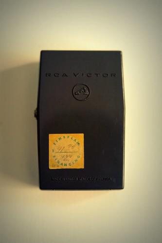 Neo's Retro Gadget: RCA Victor Pockette 1TP2