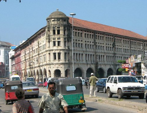 Capital of Sri Lanka Kotte