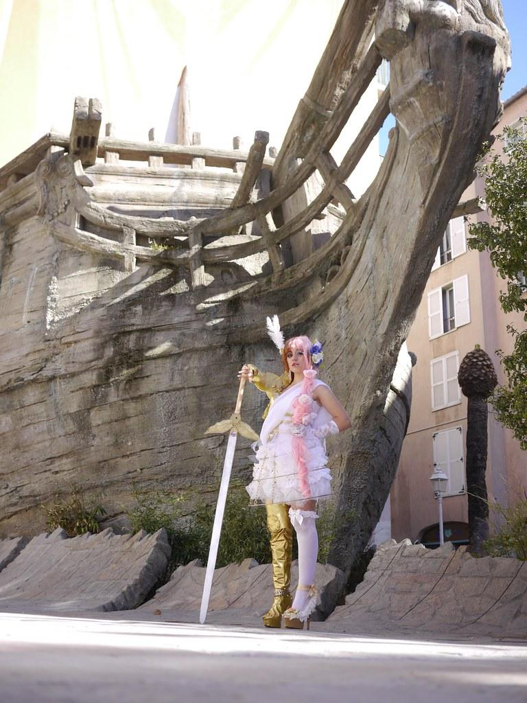 related image - Après-midi Aoi Sora Cosplay - Mesclin Café - Toulon - 2012-04-07- P1370014