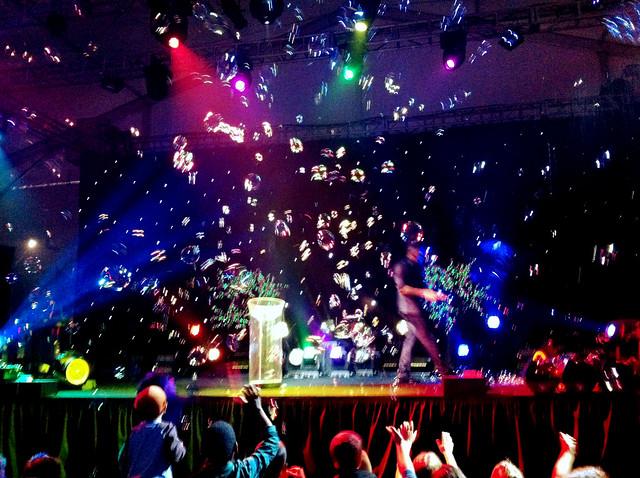 Bubblefest 2012