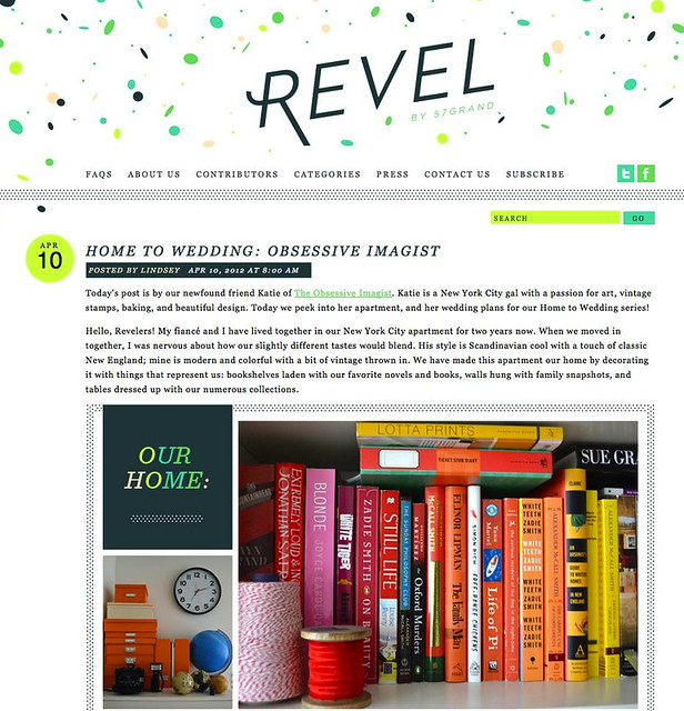 REVEL Guest Post