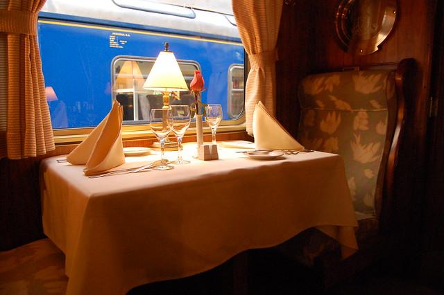 Hiram Bingham - Trem Peru Orient Express
