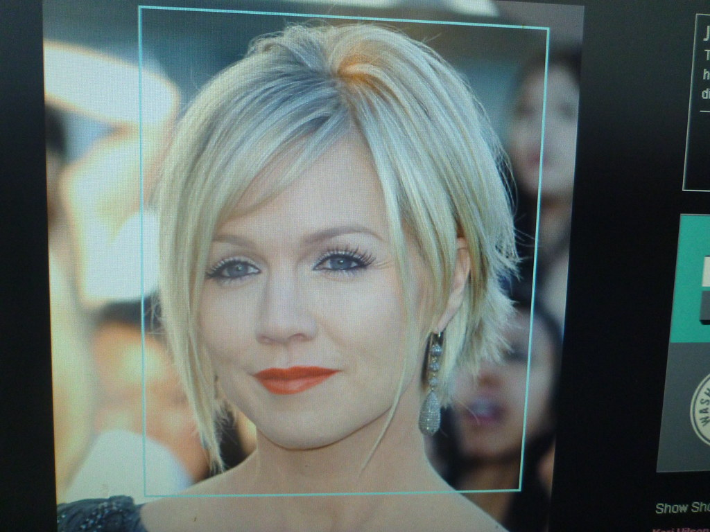 i love jennie garth's new short haircut! | i might have to t