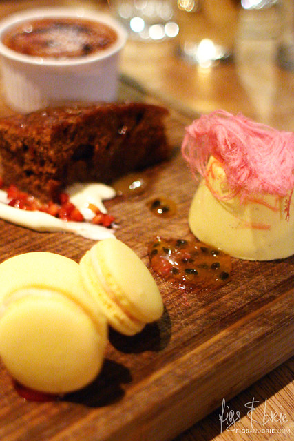 Dessert Tasting Platter, The Duck Inn