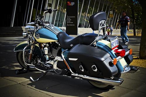 Harley Davidson Motobike