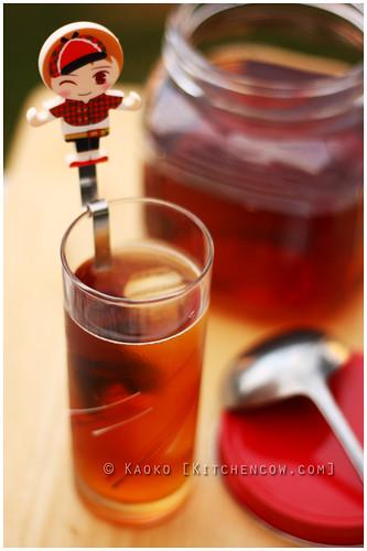 Sun-brewed Tea by kaoko