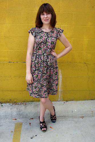 Pecan Street Art Fest Dress