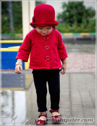 MIlana... MiniHipster.com: kids street fashion (mini hipster .com)