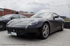 family car(0.0), automobile(1.0), automotive exterior(1.0), vehicle(1.0), automotive design(1.0), ferrari 612 scaglietti(1.0), bumper(1.0), ferrari s.p.a.(1.0), land vehicle(1.0), luxury vehicle(1.0), supercar(1.0), sports car(1.0),