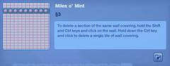 Miles o' Mint