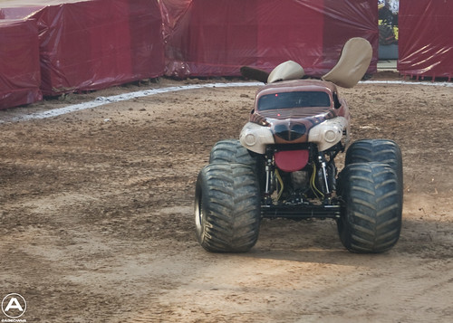 Monster Mutt takes a turn