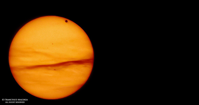 Transit of Venus, Sun-Earth Day 2012