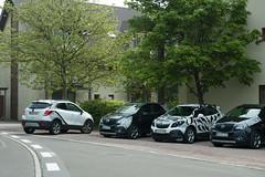 Opel Mokka Validation Drive
